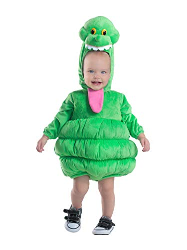 Princess Paradise Baby Boys' Ghostbusters Slimer Deluxe