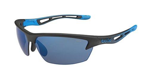 de Gafas Mat Bolt Bollé Sol Noir Bleu Negro O1vgwq