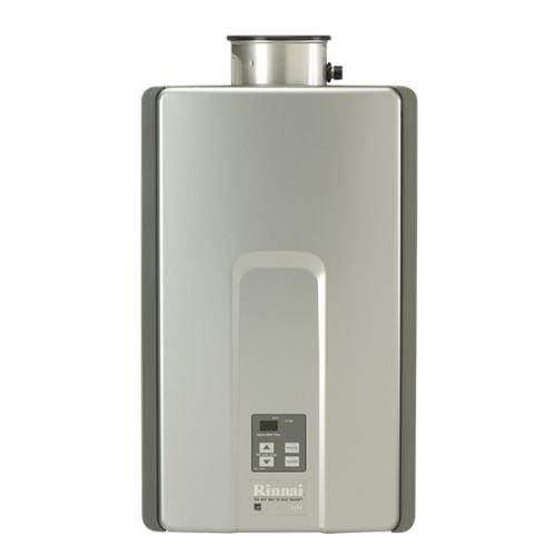 Rinnai RLX94iN Luxury Series Natural Gas Tankless Water Heater, 9.8 GPM by Rinnai