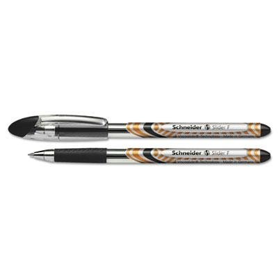2 Pack - Schneider Slider Stick Fine Black 10/Box ''Product Category: Writing & Correction Supplies/Pens & Refills''