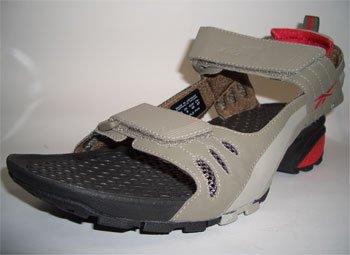 US Klettverschlüsse 9 42 Velcro 27 Leder UK Sandale Hidari Ferse cm Rutschfeste Reebok Gepolsterte EUR Sohle 8 pqCRYPnx