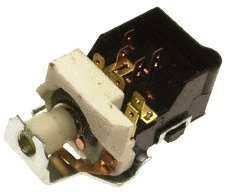Original Engine Management HLS6 Headlight Switch (Headlight Grand Switch Prix Pontiac)
