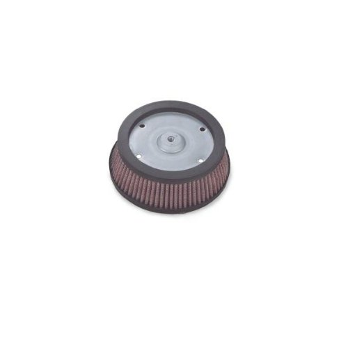 ARLEN NESS STAGE 1 STANDARD AIRFILTER REPLACEMENT RED HARLEY 18-098 (Arlen Ness Harley)
