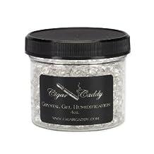 ICE Cigar Caddy- Crystal Gel Jars 2 oz.