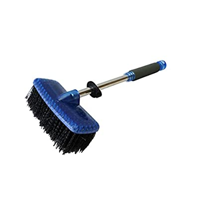 WEYER 706030 Car Washer 20 XR Brush Head Made from Soft, Slit Heat-Stable 100% Veron bristles: Automotive