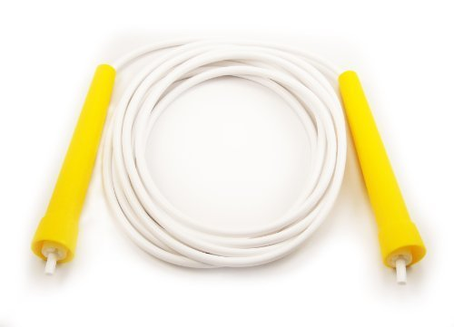 Buy Jump Ropes Short Handle Licorice Jump Rope, White, 10-Feet