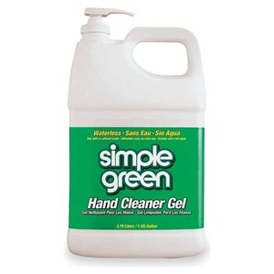 SIMPLE GREEN SIMPLE GREEN HAND CLEAN ER GEL 4/1GL 42128 per CASE - Simple Green Hand Cleaner