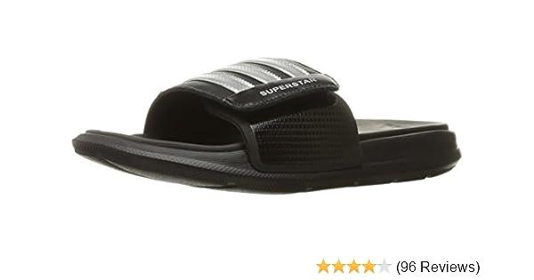 77a3c5b9 Amazon.com   Adidas Performance Men's Superstar 4g Athletic Sandal   Sport  Sandals & Slides