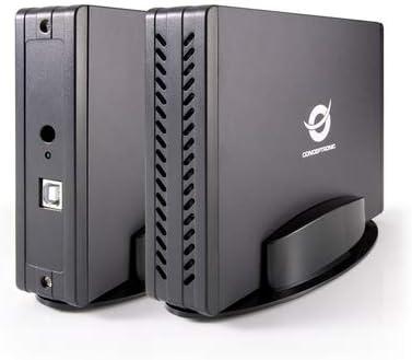 Conceptronic CHD3SU Caja disco duro 3.5