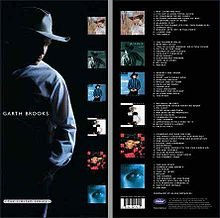 Garth Brooks The Limited Series 6 C.D. Box Set From 1998 by Capitol