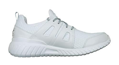 Herren Elite Flex On Schwarz Sneaker White Slip Skechers RSqnxgwd1S
