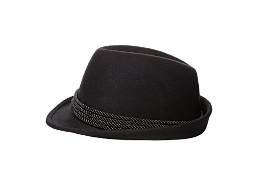 Jual Holiday Oktoberfest Wool Bavarian Alpine Hat - Black Color f069883f793d