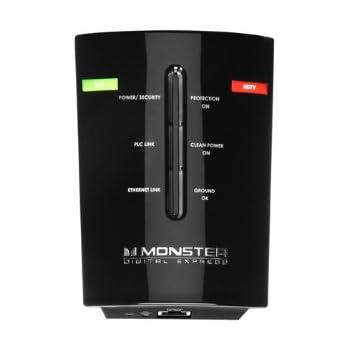 Monster Cable DXPLN2002B Digital Life PowerNet Starter Kit