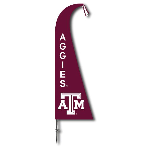 NCAA Texas A&M Aggies Feather Flag