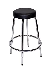 Martin Tundra Sturdy Adjustable height Padded Stool Black  sc 1 st  Amazon.com & Amazon.com: Martin Tundra Sturdy Adjustable height Padded Stool ... islam-shia.org