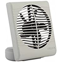 O2COOL 5 Grey Battery Operated Portable Fan