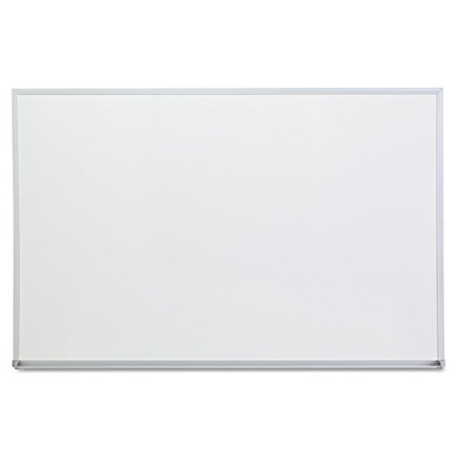 universal-melamine-dry-erase-board-36-x-24-inches-satin-finished-aluminum-43623