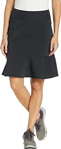 Royal Robbins Women's Discovery II Skirt Jet Black 12