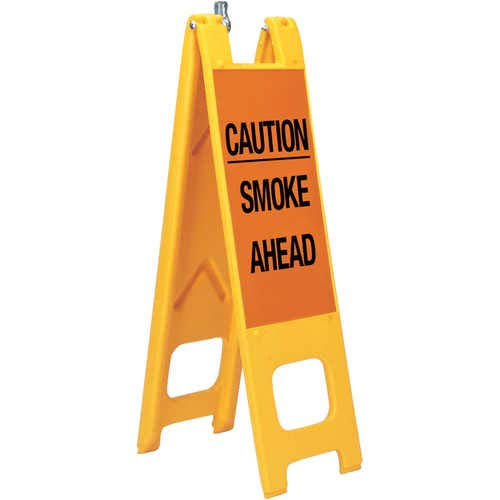 Warning Narrowcades Smoke Ahead