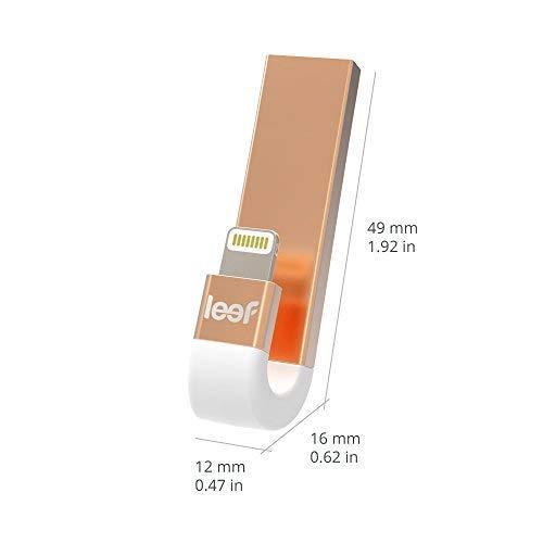 Leef iBridge 3 - Memoria Flash para iPhone y iPad (128 GB ...