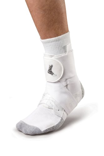 Mueller Sports Medicine The One Ankle Brace, White, Small, (Pack of 1)