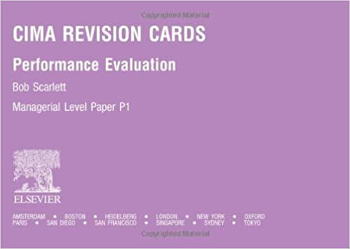 Managerial nick montgomery book archive download cima revision cards performance evaluation cima revision by robert scarlett pdf fandeluxe Choice Image