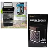 CPEX 110-220V Mini Handy Cooler Evaporative Air Cooler Air Conditioner Cooler Personal Space Cooling Fan