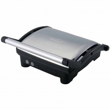 Brentwood Stainless Steel Contact Grill