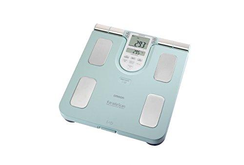 OMRON BF511 Electronic personal scale Plaza - Báscula de baño (LCD, AA (R6), Acero inoxidable, De plástico): Amazon.es: Hogar