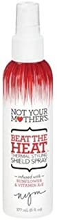 product image for Not Your Mothers Beat The Heat Shield Spray 6 Ounce Pump (177ml) (2 Pack)
