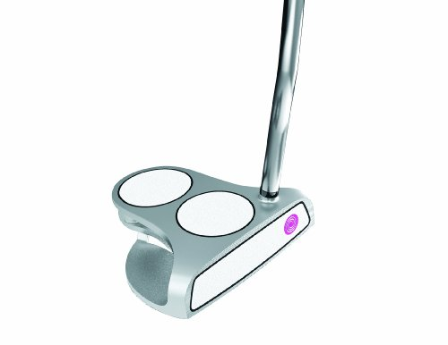 Odyssey Divine Pink 2Ball Putter (Women's, Right-Handed, 33 -Inch, Steel Shaft)