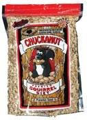 Chuckanut Products Premium Squirrel Diet Pumpkin Seed All Natural Protein 40 lbs