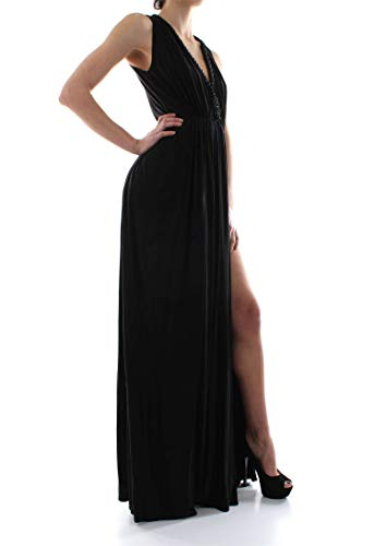 Franchi Nero Elisabetta Femme Ab79992e2 Robe dn8xp8