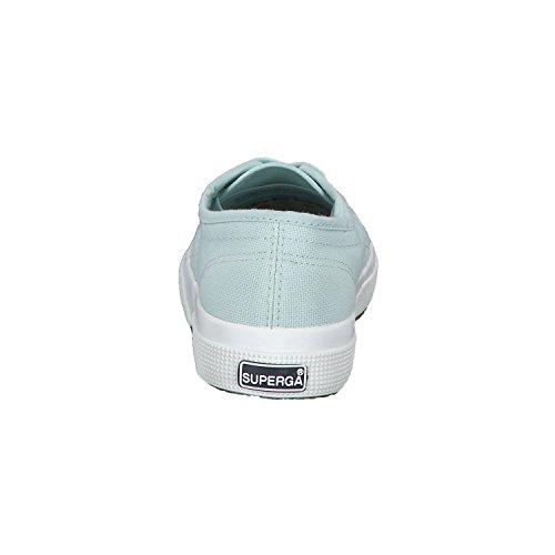 Unisex Sneaker 18 Superga 2750 Bambini Classic Bianco Jcot Azzurro xptInqt