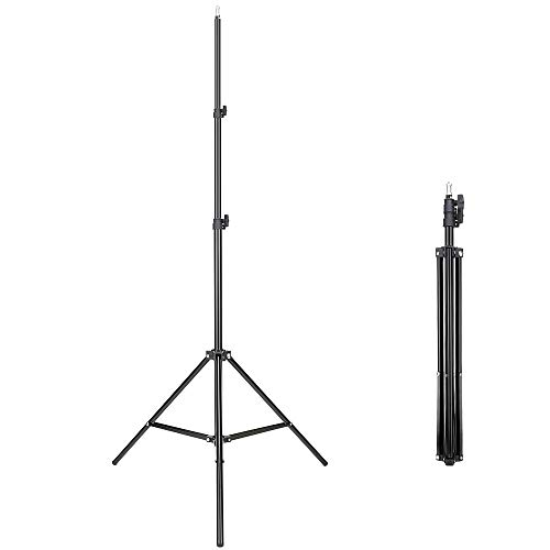 Zomei Photography Stand for Studio Continuous Lighting Kit, LED Light Bulb,projector,VR Gaming Lighthouse Mount Stand Kit(HTC Vive and Oculus Rift Compatible)