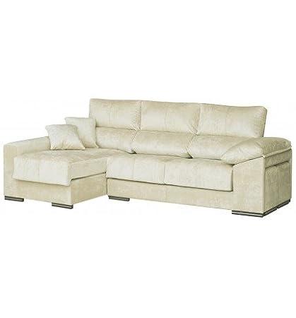 SHIITO Sofa Dos plazas más chaiselongue Izquierda. Tapizado ...