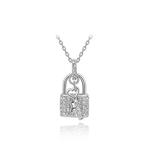 Crystal Key Necklace (O4U