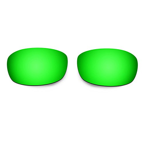 HKUCO Mens Replacement Lenses For Costa Brine Red/Emerald Green Sunglasses BRmyInshL6