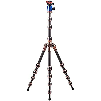 3 Legged Thing Albert Carbon Fiber Travel Tripod System with AirHed 360 Ball Head