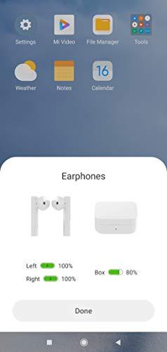 Xiaomi Mi True Wireless Earphones 2 Basic Los nuevos Auriculares Tienen una autonomía de batería más Larga, Sonido…