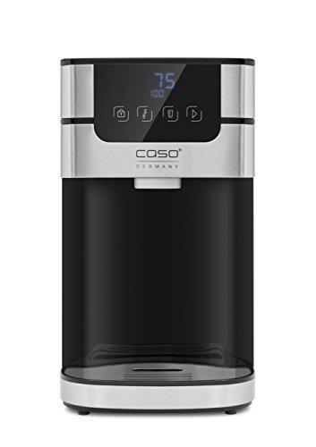 CASO HD1000 Blitz Wasserspender - heißes Wasser auf Knopfdruck, max. 2600 Watt, 100° C in 5 Sekunden - anschließend in 3 Sekunden
