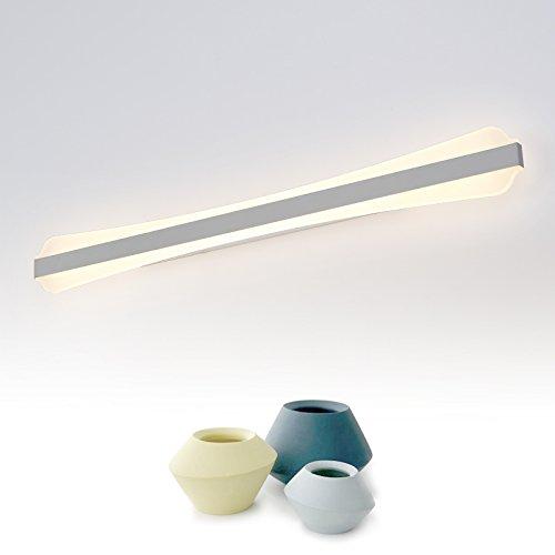 Spiegellampen Einfache Led Spiegel Leuchten Bad Wc Wasserfestes