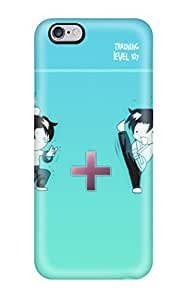 Protective Tpu Case With Fashion Design For Iphone 6 Plus (anime History&#;s Strongest Disciple Kenichi)