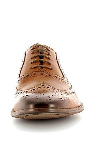 Gordon Uomo Classica amp; Stringata Bros Marrone arUa8qAT