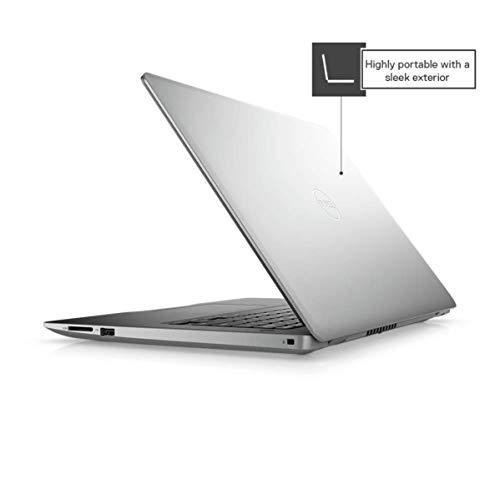 DELL Inspiron 3493 14-inch HD Thin & Light Laptop (10th Gen i3-1005G1/4GB/1TB HDD/Win 10 + MS Office/Intel HD Graphics/Silver) D560193WIN9SE