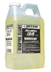 Betco Matrix DensiClean Polished Concrete Cleaner, 67.6 Oz, Case Of 4