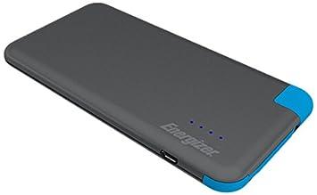 Energizer Batería Externa 4000mAh Slim Power Bank con Cable Micro-USB extraíble para el Samsung Galaxy S7 y Muchos Otros Dispositivos: Amazon.es: ...
