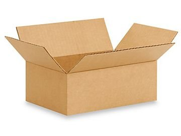 EZELLOHUB 3 Ply Packaging Corrugated Box (Brown, 9x6x3 Inch) – Pack of 25 Boxes Price & Reviews