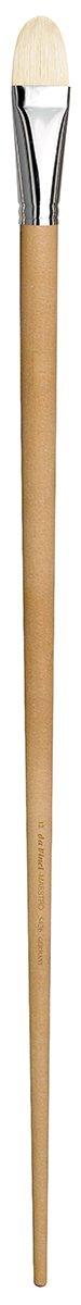 da Vinci Mural Series 5426 Maestro 2 Paint Brush, Short Filbert Hog Bristle with 24-Inch Handle, Size 12 (5426-12) by da Vinci Brushes
