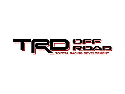 Buy trd stickers tundra